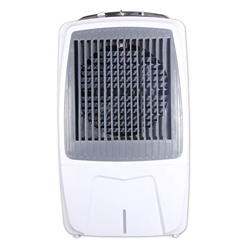 Cooler Master High Performance 95 Litre Portable Air Cooler (Grey & White)