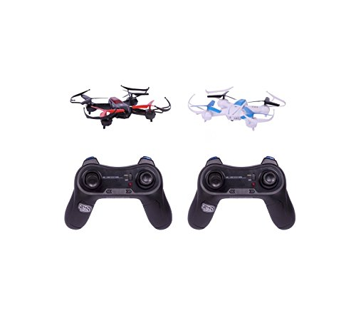 Thumbs Up RC Battle Drones (2 Set) by THUMBS UP