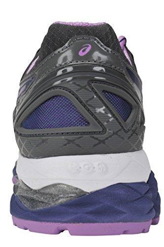 ASICS Frauen GEL-Kayano 22 Laufschuh Rotguss / Violett / Kobalt