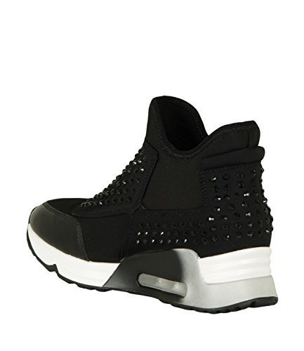 Laser Sneakers MOD Ash Donna Sport Stone LASERSTONE Alta tSzBqUwBR