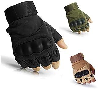 Warm your hands &World Guantes Deportivos para Hombre y Mujer, Verde.