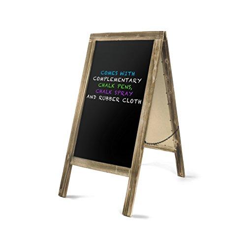 Wooden Chalkboard - 6