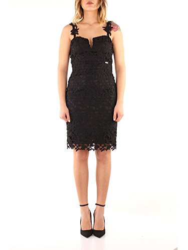 GUESS GUESS DAMEN DAMEN Nero TERRY Nero DAMEN KLEID TERRY KLEID Nero TERRY GUESS KLEID 0zwPP