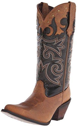 "Durango Women's Crush 12"" Underlay Black Western Boot - D..."