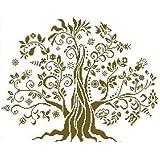 Madre Tree (AAN116) Cross Stitch Chart