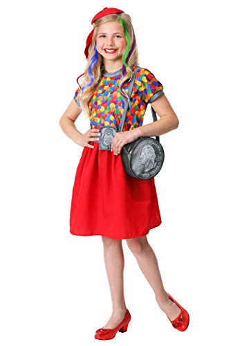 Gumball Machine Costume for Girls X-Large -