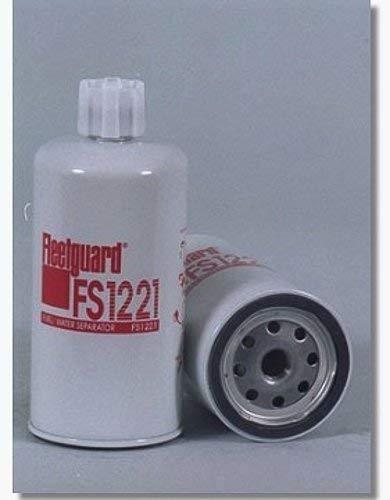 Xref: BALDWIN BF-1221; DONALDSON P55-0688 FLEETGUARD FUEL//WATER SEPARATOR FS1221 by Cummins Filtration