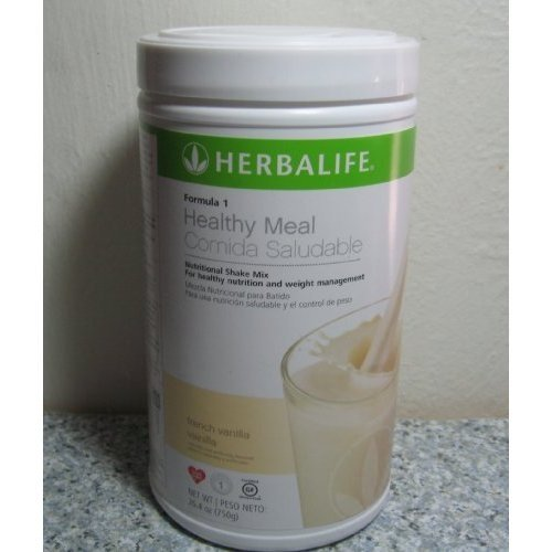 Herbalife Formula 1 Shake Mix - French V