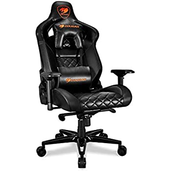 Amazon Com Cougar Armor Titan Ultimate Gaming Chair With Premium Breathable Pvc