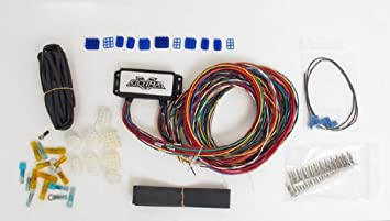 Ultima Plus Complete Electronic Wiring System Small for Harley-Davidson on ultima motor wiring diagram, ultima harness 18 530, ultima electronic wiring system,