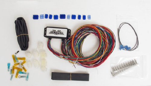 - Ultima Plus Complete Electronic Wiring System Small for Harley-Davidson Motorcycles
