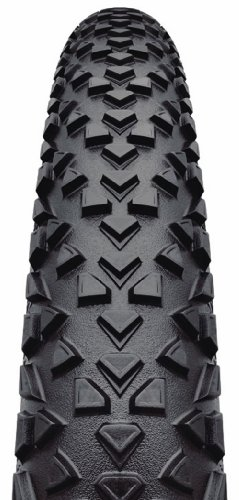 Continental Race King UST Tubeless Foldable MTB Bicycle Tire (26x2.2, Folding) by Continental