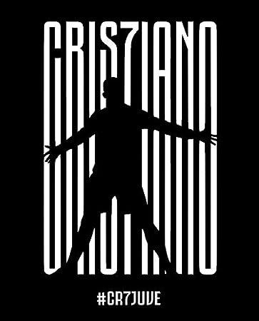 Ronaldo CR7 Juventus Equipo de fútbol Recuerdo Fútbol Pegar ...