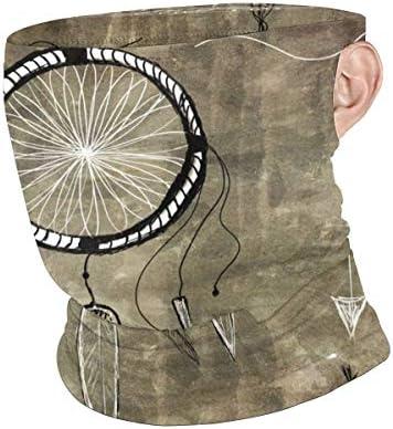 フェイスカバー Uvカット ネックガード 冷感 夏用 日焼け防止 飛沫防止 耳かけタイプ レディース メンズ Junk Rock Bohemian