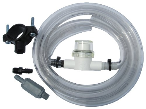 American Hydro Systems 265071 Siphoning System Replacement Kit, All Outside Parts