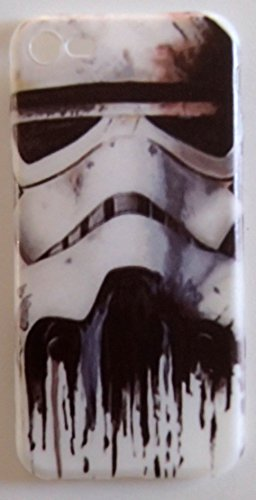 Coque iPhone 7 Stormtrooper en silicone