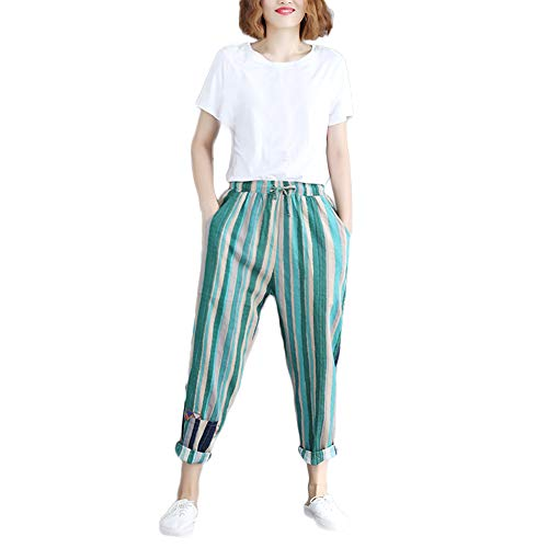 GiveKoiu Donna Green GiveKoiu Donna Pantaloni Pantaloni Green GiveKoiu ZIZgOq
