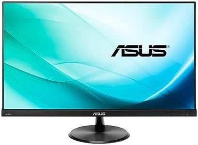 ASUS VC239H Led-Lit Ultra Low Blue Light Monitor, 58.42 cm,Black