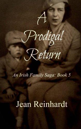 Prodigal Return Irish Family Saga product image