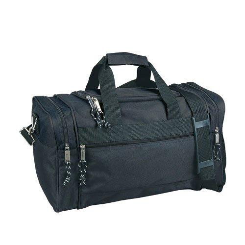 DALIX 17″ Blank Duffle Bag Duffel Bag Travel Size Sports Durable Gym Bag – DiZiSports Store