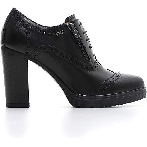 Nero Giardini Nero Mujer Giardini Derby Zapatos Derby Zapatos Mujer fUOWvv