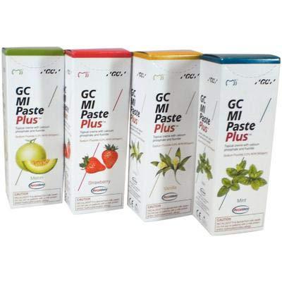(GCA MI Paste Plus Assortment 40gm Bx/10)