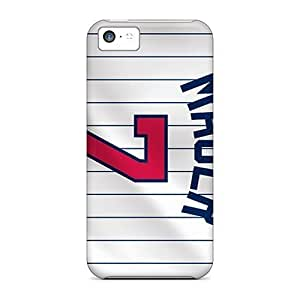 Durable Protector Case Cover With Minnesota Twins Hot Design For Iphone 5c
