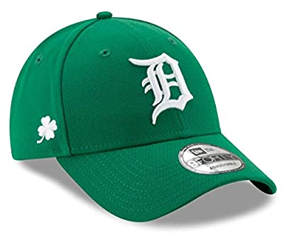 New Era Detroit Tigers 9Forty MLB The League St. Patrick's Day Adjustable Hat