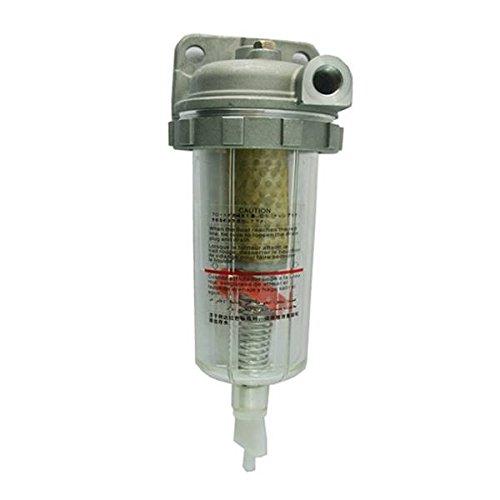 JRL Fuel-Water Separator Fits KOMATSU PC200 300-7 Excavator Huang Machinery
