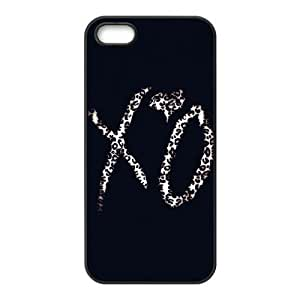 XOXO Design Solid Rubber Customized Cover Case for iPhone 5 5s 5s-linda295