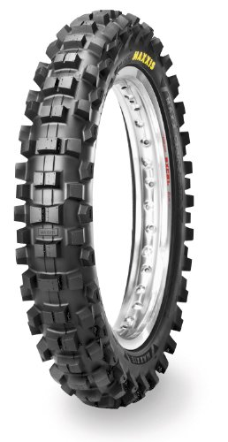 Maxxis M7312 Rear 110/90-19 Maxxcross Soft/intermediate Motorcycle Tire by Maxxis (Image #1)