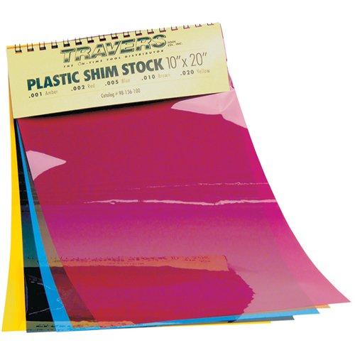 Plastic Shim Stock - TTC PSS10A 10