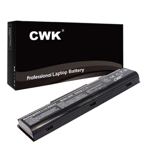 CWK® New Replacement Laptop Notebook Battery for Dell F287H G069H Inspiron 1410 Vostro A860 A840 312-0818 F286H F287H G066H G069H R988H F287H Dell Inspiron 1410 Vostro A860
