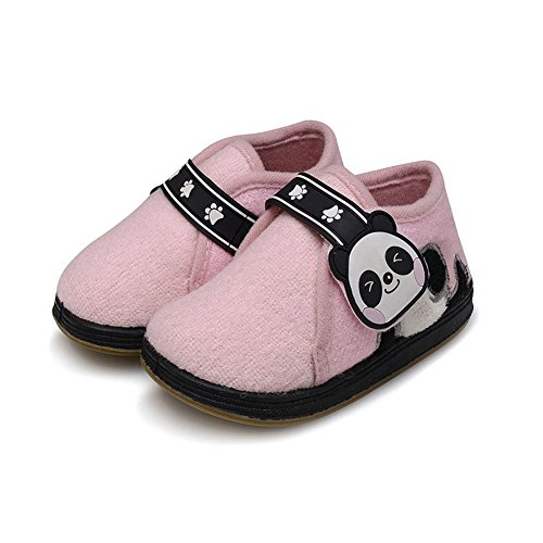 Secret Slippers Winter Soft Warm Cute Baby Boys Girls Boots Fleece Lined Warm Shoes by Secret Slippers