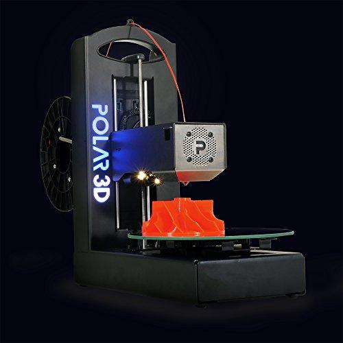 Polar 3D Printer with Polar Cloud Connectivity