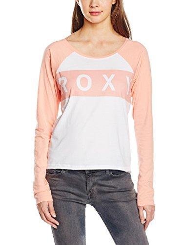 Roxy Love's Recipies Women's T-Shirt Peach Amber FR: M (Manufacturer's Size: M) by Roxy (Amber Ladies T-shirt)