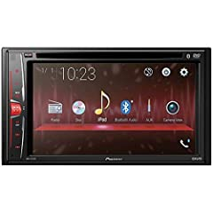 showAuthorized(); Step up your car A/V experience Pioneer gives you a way to add full-fledged multimedia options to your car without straining your bank account. Their AVH-211EX DVD receiver offers a responsive touchscreen, built-in Bluetooth...