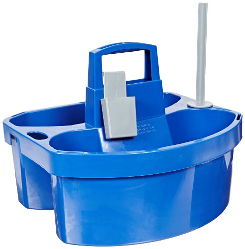 Impact 1850 GatorMate Portable Caddy, 15'' Length x 14'' Width x 14'' Height, Blue (Case of 4) by Impact Products (Image #2)