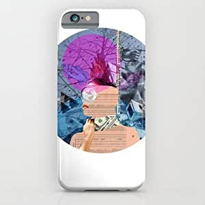 Society6 - A Dream For A Lifetime ?¡€ Marianna 2+ ?¡€ Crop Circle iPhone 6 Case by Marko K??ppe