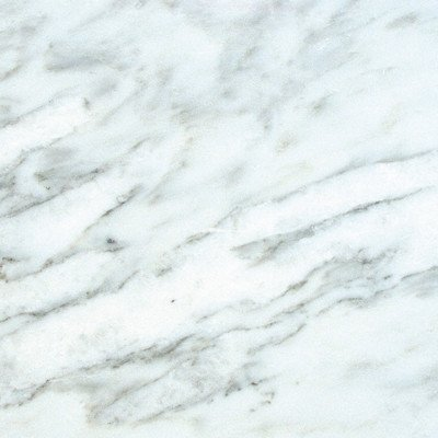 "12"" x 12"" Polished Marble Tile in Arabescato Carrara"