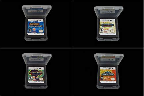 FidgetFidget Digimon World DS,Dusk,Dawn & Championship Version Game Card for Nintendo 3DS Digimon World: Dawn (Digimon Games Ds)