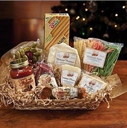 Antipasto Gift Box by Fortuna's