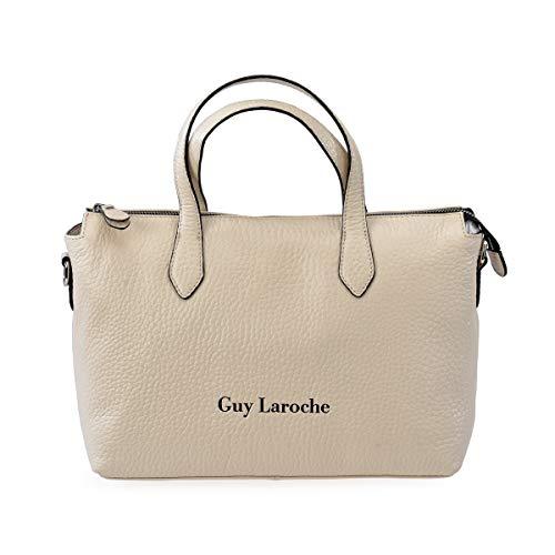 Guy Laroche Femme Bowling White