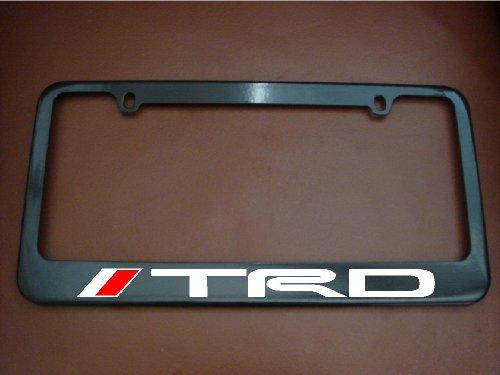HEMI Badge Chrome License Plate Frame Eurosport Daytona Inc