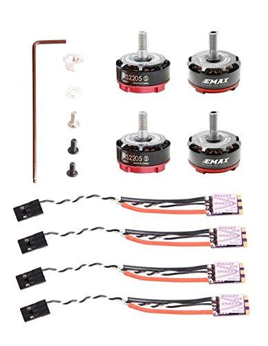 EMAX RS2205 S Brushless BLHeli S Multirotor