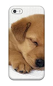 New Style 6277005K29730170 Perfect Tpu Case For Iphone 5/5s/ Anti-scratch Protector Case (dog)