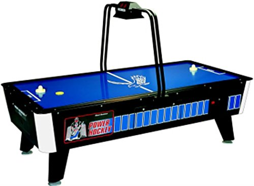 Great American 8 Ft Face-Off Power Hockey Coin-Operated with Overhead Scoring PHC (PHC) by Great American