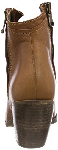 Boot Bottines Zip Femme Ankle 082 Marron Mentor Brown gncEtg