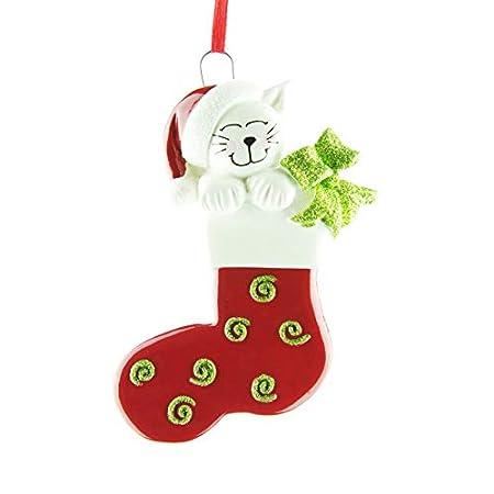 Paintings Frames Personalised Christmas Tree Ornaments - Cat ...