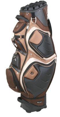 2013 Bennington Golf 静音オーガナイザー 12カートバッグ - モカ   B00CSWEOZA
